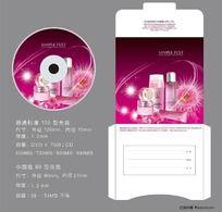 化妆品光盘设计PSD