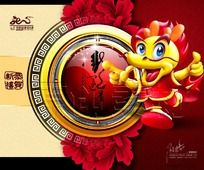 2012龙年春节图片素材