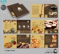 13款 美食画册版式设计PSD下载