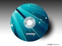 音乐光盘封面模板设计