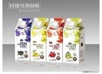 12款 食品饮料包装设计PSD下载