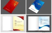 周年纪念册封面及版式