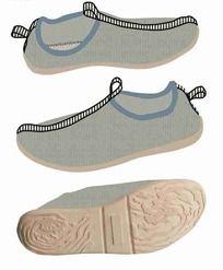 布鞋 CDR
