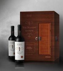 葡萄酒包装盒