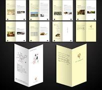 最新中国风画册版式设计 观唐温泉