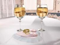 婚礼片头动画背景