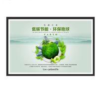 保护地球 低碳节能公益海报设计