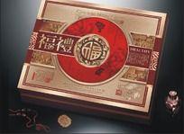 福礼 月饼礼盒设计