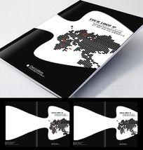 精美大气 企业画册封面设计