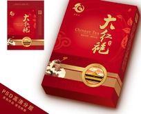 茶盒大红袍