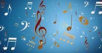 14款 音符音乐视频素材