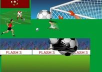 足球比赛素材flash源文件