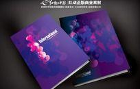 抽象画册封面设计