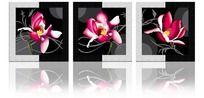 花卉无框画