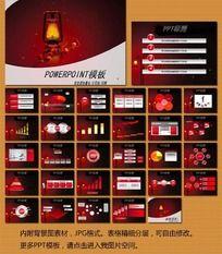 中国风古典艺术PPT