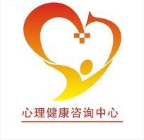 心理辅导咨询中心logo CDR
