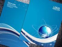 大气商业画册封面