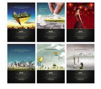 6幅创意房地产海报