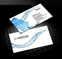 纯净水行业名片