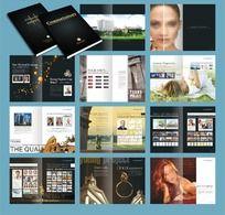 美容产品宣传画册