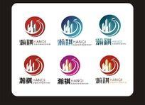 房地产logo设计 CDR