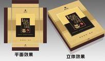 中式石磨油包装设计