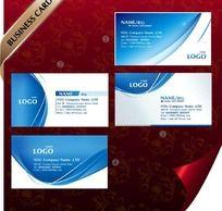 11款 公司企业名片设计PSD下载