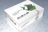 多功能环保充电器包装盒设计 CDR