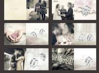 婚戒钻戒产品宣传画册
