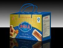鱼肉豆腐包装盒
