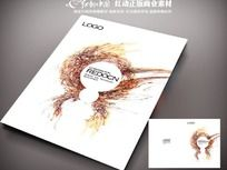 画册封面 机理 数码艺术