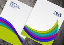 印刷厂画册封面