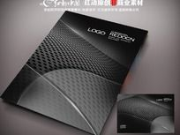 10款 机械五金金属产品画册封面设计PSD下载