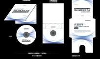 光盘贴及封套成品尺寸及效果图
