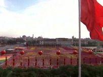 天安门广场国庆庆典全景视频实拍素材