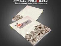 古典花纹封面图片