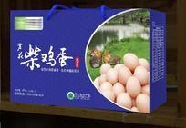 鸡蛋包装礼盒设计