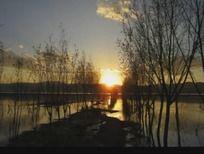 云南拉市海洱海风景视频