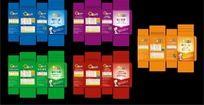 儿童保健品彩盒包装设计 CDR