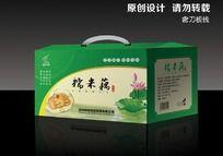 糯米藕礼盒包装设计