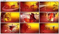 2013春节晚会宣传片头AE视频素材