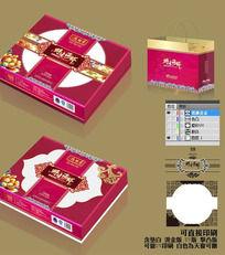 海虾礼盒包装设计