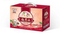 水蜜桃汁手提礼盒 CDR