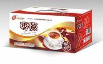枣茶手提礼盒设计