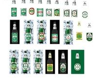 啤酒瓶标签设计 AI