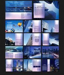 建筑公司宣传画册图片
