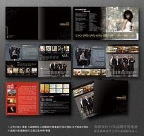 13款 装饰公司画册模板PSD下载