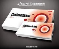 肠胃药包装盒 AI