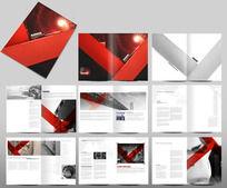 建筑集团宣传册