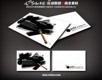 中国风书法家协会名片